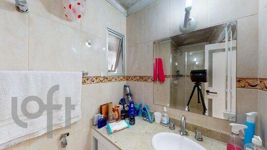Banheiro - Apartamento 3 quartos à venda Aclimação, São Paulo - R$ 659.000 - II-19121-31913 - 3