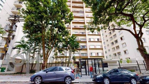 Fachada - Apartamento 3 quartos à venda Aclimação, São Paulo - R$ 659.000 - II-19121-31913 - 9