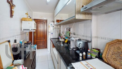 Cozinha - Apartamento 3 quartos à venda Aclimação, São Paulo - R$ 659.000 - II-19121-31913 - 11
