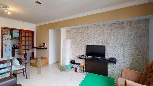 Living - Apartamento 3 quartos à venda Aclimação, São Paulo - R$ 659.000 - II-19121-31913 - 16