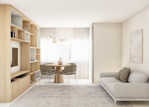 Apartamento 3 quartos à venda Alto da Lapa, São Paulo - R$ 632.000 - II-19122-31914 - 1