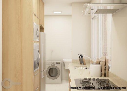 Cozinha - Apartamento 3 quartos à venda Alto da Lapa, São Paulo - R$ 632.000 - II-19122-31914 - 6