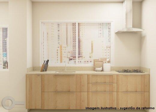 Cozinha - Apartamento 3 quartos à venda Alto da Lapa, São Paulo - R$ 632.000 - II-19122-31914 - 7
