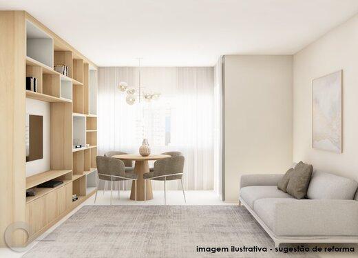 Living - Apartamento 3 quartos à venda Alto da Lapa, São Paulo - R$ 632.000 - II-19122-31914 - 9