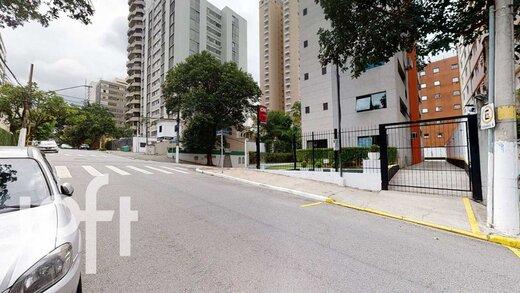 Fachada - Apartamento à venda Rua Maria Figueiredo,Paraíso, Zona Sul,São Paulo - R$ 1.600.000 - II-19124-31916 - 9