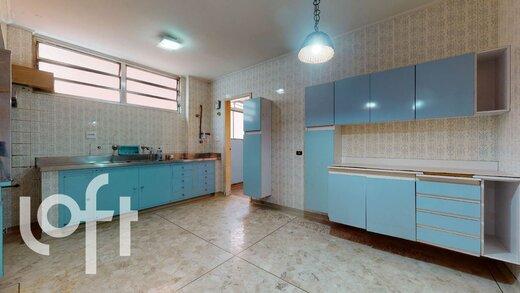 Cozinha - Apartamento à venda Rua Maria Figueiredo,Paraíso, Zona Sul,São Paulo - R$ 1.600.000 - II-19124-31916 - 10