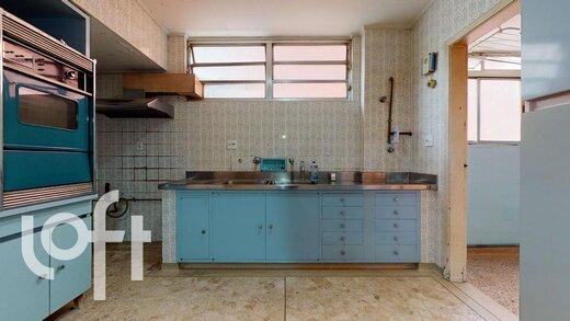 Cozinha - Apartamento à venda Rua Maria Figueiredo,Paraíso, Zona Sul,São Paulo - R$ 1.600.000 - II-19124-31916 - 12