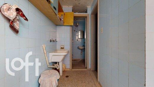 Cozinha - Apartamento à venda Rua Maria Figueiredo,Paraíso, Zona Sul,São Paulo - R$ 1.600.000 - II-19124-31916 - 17