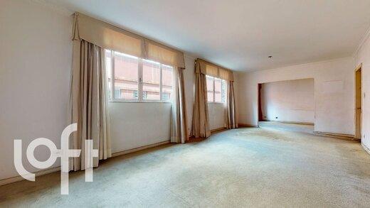 Living - Apartamento à venda Rua Maria Figueiredo,Paraíso, Zona Sul,São Paulo - R$ 1.600.000 - II-19124-31916 - 19