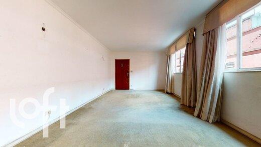 Living - Apartamento à venda Rua Maria Figueiredo,Paraíso, Zona Sul,São Paulo - R$ 1.600.000 - II-19124-31916 - 23
