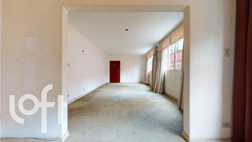 Living - Apartamento à venda Rua Maria Figueiredo,Paraíso, Zona Sul,São Paulo - R$ 1.600.000 - II-19124-31916 - 29