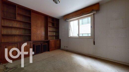 Quarto principal - Apartamento à venda Rua Maria Figueiredo,Paraíso, Zona Sul,São Paulo - R$ 1.600.000 - II-19124-31916 - 31