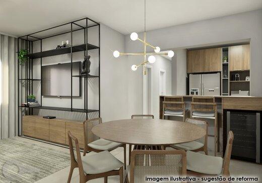 Apartamento 3 quartos à venda Aclimação, São Paulo - R$ 899.000 - II-19129-31921 - 1