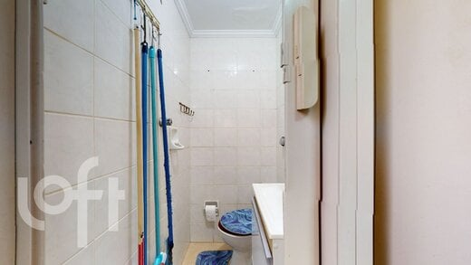 Banheiro - Apartamento 3 quartos à venda Aclimação, São Paulo - R$ 899.000 - II-19129-31921 - 3