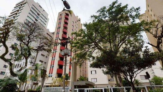 Fachada - Apartamento 3 quartos à venda Aclimação, São Paulo - R$ 899.000 - II-19129-31921 - 8