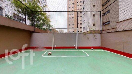 Fachada - Apartamento 3 quartos à venda Aclimação, São Paulo - R$ 899.000 - II-19129-31921 - 9