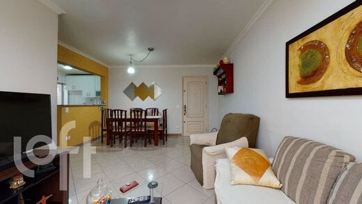 Living - Apartamento 3 quartos à venda Aclimação, São Paulo - R$ 899.000 - II-19129-31921 - 23