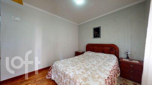 Quarto principal - Apartamento 3 quartos à venda Aclimação, São Paulo - R$ 899.000 - II-19129-31921 - 31