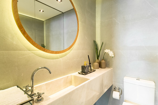 Banheiro - Fachada - Metropolitan Freguesia do Ó - 1059 - 12