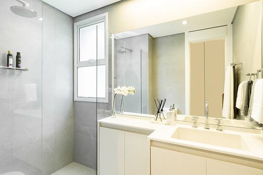 Banheiro - Fachada - Metropolitan Freguesia do Ó - 1059 - 13
