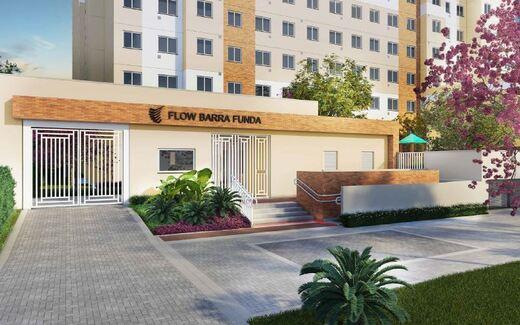 Portaria - Fachada - Flow Barra Funda - 1012 - 2