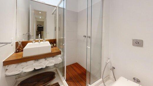 Banheiro - Apartamento 3 quartos à venda Leblon, Rio de Janeiro - R$ 1.990.000 - II-19193-32037 - 3
