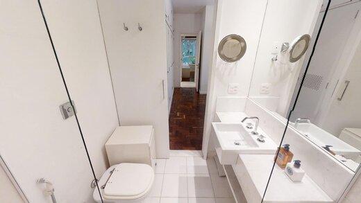 Banheiro - Apartamento 3 quartos à venda Leblon, Rio de Janeiro - R$ 1.990.000 - II-19193-32037 - 5