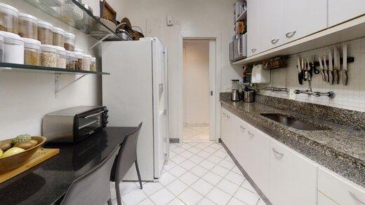 Cozinha - Apartamento 3 quartos à venda Leblon, Rio de Janeiro - R$ 1.990.000 - II-19193-32037 - 8