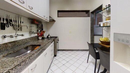 Cozinha - Apartamento 3 quartos à venda Leblon, Rio de Janeiro - R$ 1.990.000 - II-19193-32037 - 9