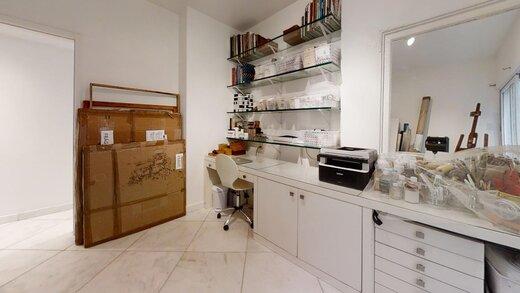 Cozinha - Apartamento 3 quartos à venda Leblon, Rio de Janeiro - R$ 1.990.000 - II-19193-32037 - 10