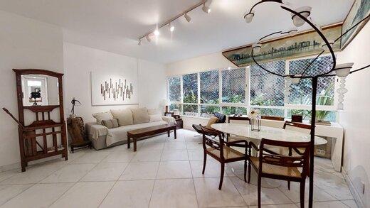 Living - Apartamento 3 quartos à venda Leblon, Rio de Janeiro - R$ 1.990.000 - II-19193-32037 - 12
