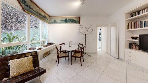 Living - Apartamento 3 quartos à venda Leblon, Rio de Janeiro - R$ 1.990.000 - II-19193-32037 - 13