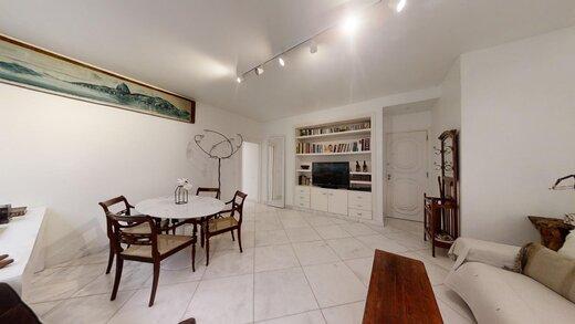 Living - Apartamento 3 quartos à venda Leblon, Rio de Janeiro - R$ 1.990.000 - II-19193-32037 - 14