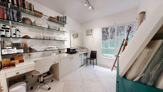 Quarto principal - Apartamento 3 quartos à venda Leblon, Rio de Janeiro - R$ 1.990.000 - II-19193-32037 - 15