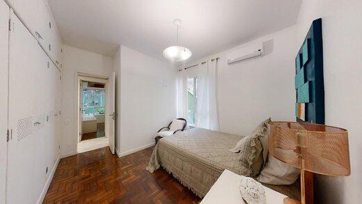 Quarto principal - Apartamento 3 quartos à venda Leblon, Rio de Janeiro - R$ 1.990.000 - II-19193-32037 - 17
