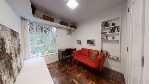Quarto principal - Apartamento 3 quartos à venda Leblon, Rio de Janeiro - R$ 1.990.000 - II-19193-32037 - 18
