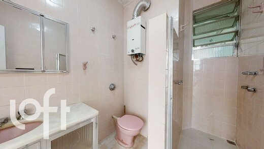 Banheiro - Apartamento 3 quartos à venda Copacabana, Rio de Janeiro - R$ 1.026.000 - II-19194-32038 - 4