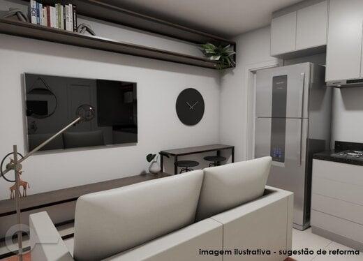Apartamento 1 quarto à venda Rio de Janeiro,RJ - R$ 490.000 - II-19195-32039 - 1