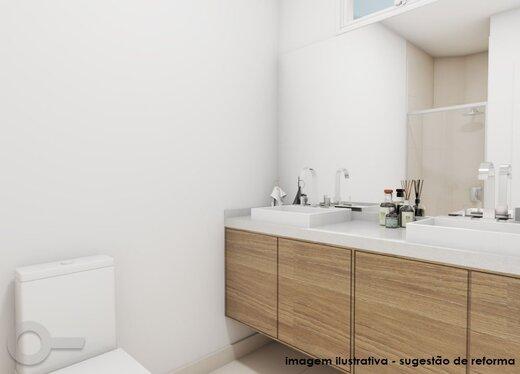 Banheiro - Apartamento 1 quarto à venda Rio de Janeiro,RJ - R$ 490.000 - II-19195-32039 - 4