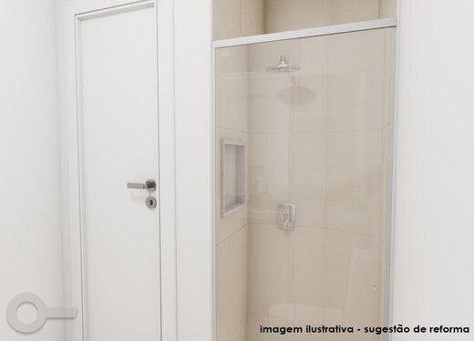Banheiro - Apartamento 1 quarto à venda Rio de Janeiro,RJ - R$ 490.000 - II-19195-32039 - 5