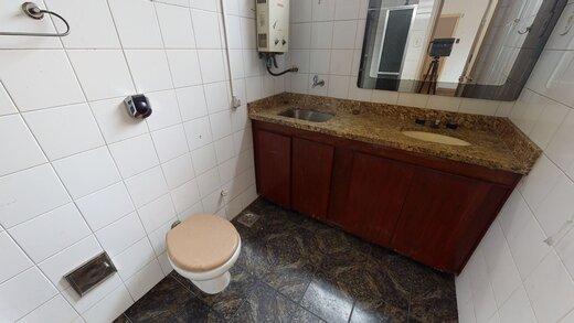 Banheiro - Apartamento 1 quarto à venda Rio de Janeiro,RJ - R$ 490.000 - II-19195-32039 - 7