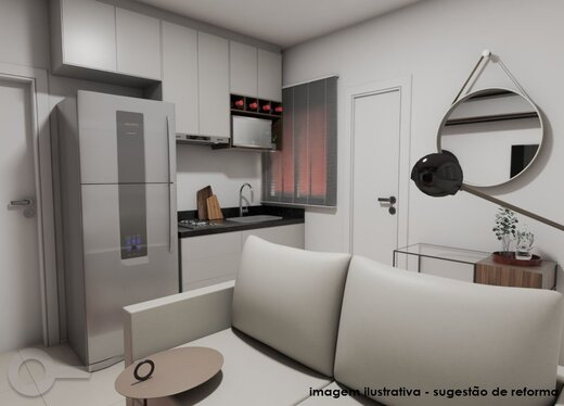 Cozinha - Apartamento 1 quarto à venda Rio de Janeiro,RJ - R$ 490.000 - II-19195-32039 - 8