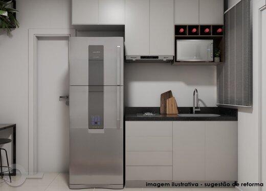 Cozinha - Apartamento 1 quarto à venda Rio de Janeiro,RJ - R$ 490.000 - II-19195-32039 - 9