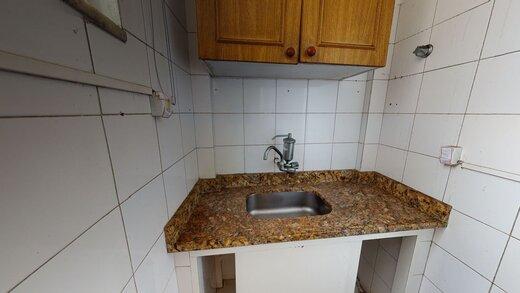 Cozinha - Apartamento 1 quarto à venda Rio de Janeiro,RJ - R$ 490.000 - II-19195-32039 - 11
