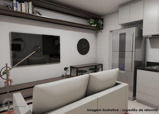 Living - Apartamento 1 quarto à venda Rio de Janeiro,RJ - R$ 490.000 - II-19195-32039 - 12