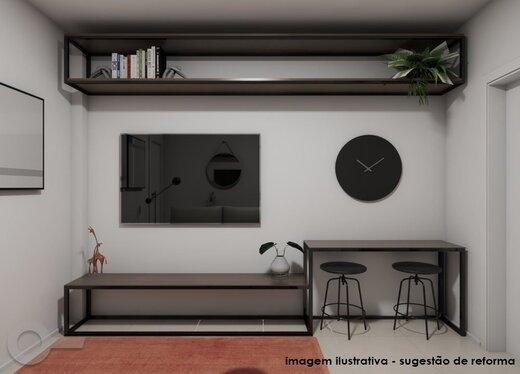 Living - Apartamento 1 quarto à venda Rio de Janeiro,RJ - R$ 490.000 - II-19195-32039 - 14
