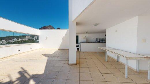 Fachada - Apartamento 3 quartos à venda Gávea, Rio de Janeiro - R$ 2.328.000 - II-19196-32040 - 8