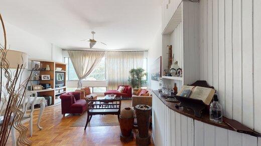 Living - Apartamento 3 quartos à venda Gávea, Rio de Janeiro - R$ 2.328.000 - II-19196-32040 - 15