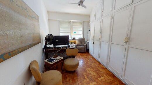 Quarto principal - Apartamento 3 quartos à venda Gávea, Rio de Janeiro - R$ 2.328.000 - II-19196-32040 - 19
