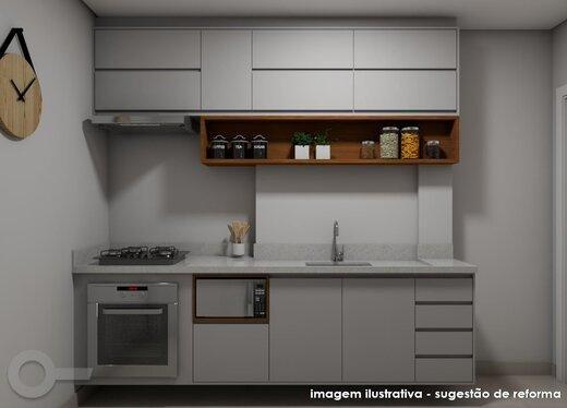 Cozinha - Apartamento 2 quartos à venda Rio de Janeiro,RJ - R$ 928.000 - II-19198-32042 - 7